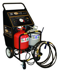 CPDS Series 2 - Spray Foam Machine